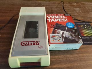 Galaxis VHS Winder with Magix VHS Saver
