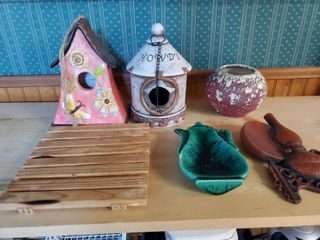 lot of 6 Cute Home Decor Pieces