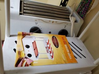 Hotdog Rolling Grill Test and Working