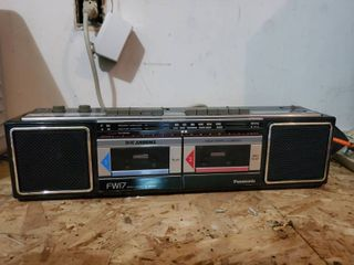 Ambience Dual Cassette Player