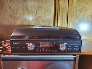 Jenson JTA 450 Record Player and Stereo