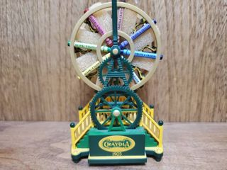 1 Small CRAYOlA 100th Anniversary 1903 to 2003 Farris Wheel Musical