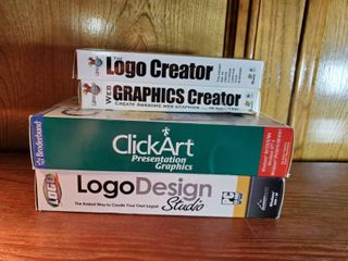 lot of logo and Graphics Digital Design Software