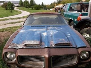1971 Pontiac 350 Firebird