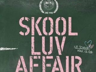 Skool luv Affair  Incl  115 page photobook and one random photocard