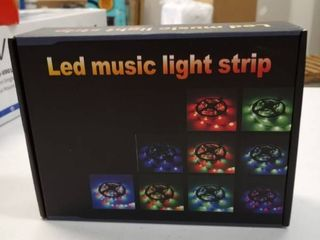 lED Strip lights YlCVBUD 3528 SMD RGB Rope lights