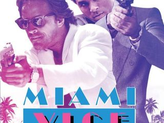 Miami Vice   The Complete Series  Blu ray