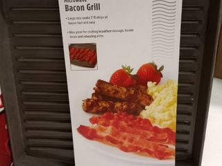 Prep Solutions by Progressive Microwave large Bacon Gril