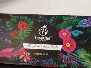 Beetles 20 Pcs Gel Nail Polish Kit  Spring into Summer Collection