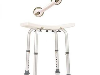 DR  MAYA Adjustable Bath and Shower Chair