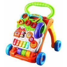 VTech Sit to Stand learning Walker  Frustration Free Packaging