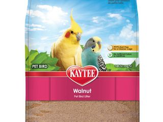 Kaytee Walnut Bedding and litter Pad for Pets  320 Cu in  5 2 l