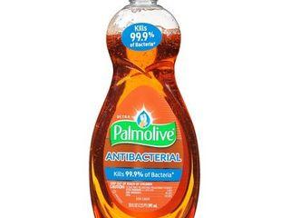 4 bottles of Palmolive Ultra Antibacterial liquid Dish Soap Detergent   20 fl oz