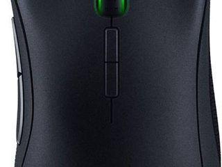 Razer DeathAdder Elite Chroma Enabled RGB Ergonomic Gaming Mouse