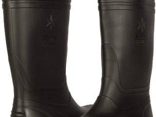 Servus 14  Waterproof Men s Work Boots  Black