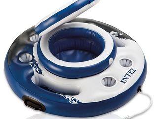 Intex Mega Chill  Inflatable Floating Cooler  35  Diameter