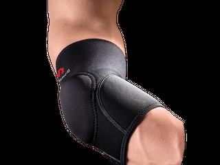 McDavid Deluxe Elbow Pad Sleeve  Elbow Guard Padding