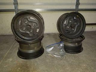 4 Suzuki utv wheels