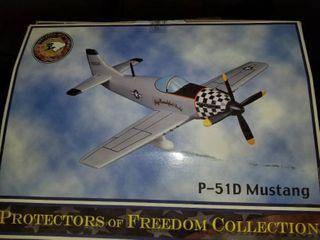 Desktop P 51 Mustang