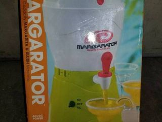Margarator 110V or 12V Margaretta or slushy maker