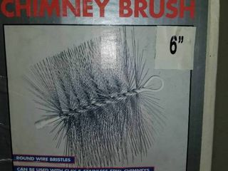 6  chimney brush