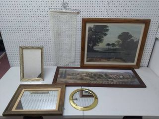 Mixed Wall Art lot
