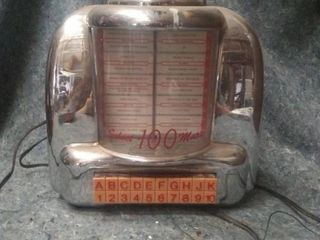 Select O Matic 100 Juke Box themed radio