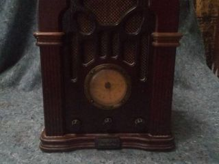Vintage Thomas Collection Editor Radio