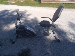 Used Exerpeutic elliptical exercise machine