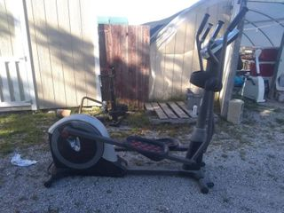 Used Jillian Michaels Pro Form 420 CE elliptical exercise machine