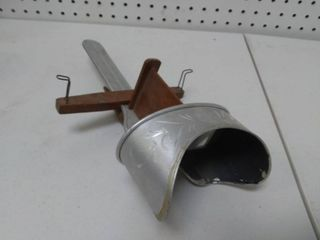 Antique The Perfecscope Slide Viewer