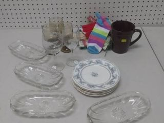 Mixed Housewares lot