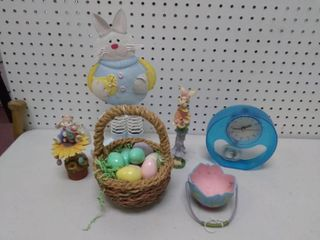 Easter Decor lot