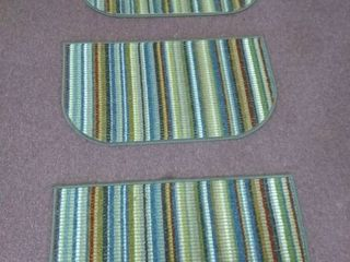 Three Matching Rugs