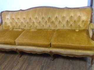 Vintage long Couch