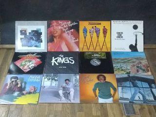 lot of 12 Vintage Vinyl Albums