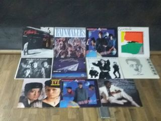 lot of 11 Vintage Vinyl Albums