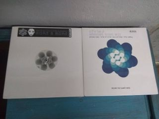 Two New and Sealed Vinyl Records