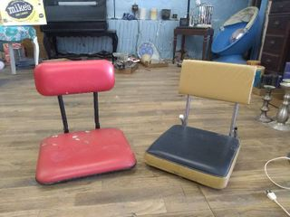 Pair of Vintage Bleacher Seats