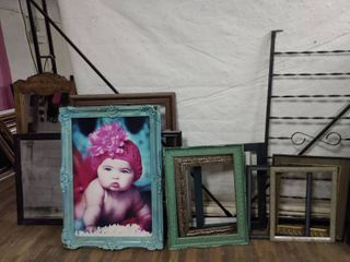 Art picture frames