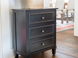 Becket 3-Drawer Side Table- Retail:$209.99