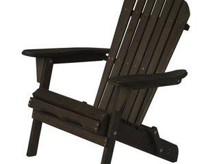 Villaret Adirondack Chair brown