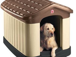 Tuff-N-Rugged Large All Weather Double Insulated Dog House- Retail:$159.99 2 boxes