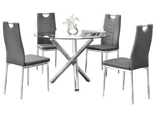 Best Master furniture 1 chair grey