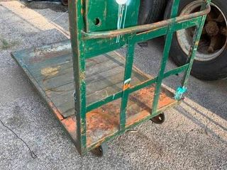Heavy duty cart