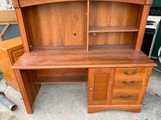 large at home computer desk