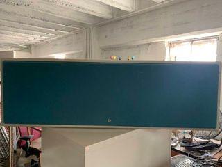 Teknion office overhead cabinet