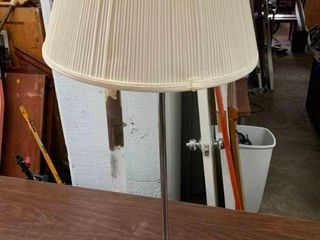 Tall table top lamp