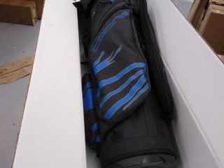 Cobra Airspeed Golf Set   Blue and Black