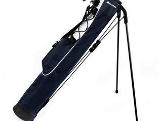 Orlimar Pitch and Putt Golf lightweight Stand Carry Bag  Midnight Blue